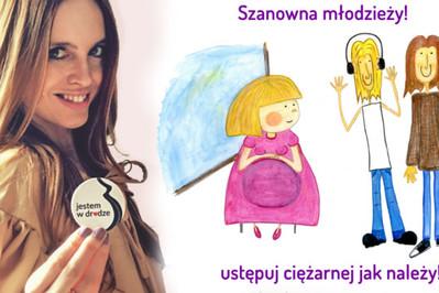 """Druga edycja kampanii """"Jestem w drodze"""" w warszawskiej komunikacji miejskiej"""