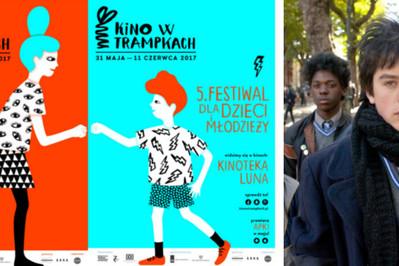 KINO W TRAMPKACH, czyli Festiwal dla Dzieci i Młodzieży startuje już 31-go maja!