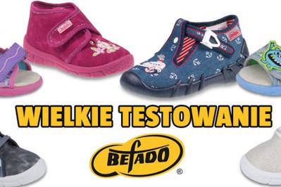 OPINIE testerów o butach Befado: dzieci je kochają!