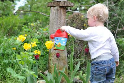 Pomysły na zabawy z dziećmi w ogrodzie TOP 3