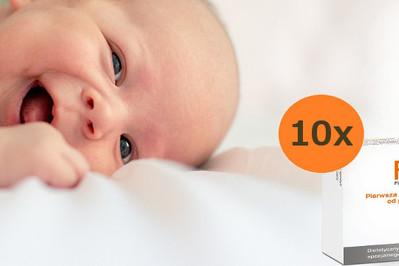 QUIZ Co wiesz o zdrowiu noworodka? Wygraj FFbaby!