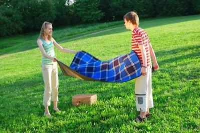Urządźmy pyszny piknik!