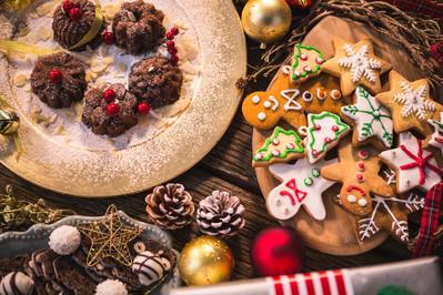 Ciasta na Boże Narodzenie - TOP 5 pierników DO DRUKU