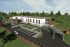 Nowy szpital Położniczo-Ginekologiczny w Olsztynie