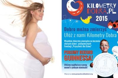 """Kilometry dobra – akcja charytatywna familie.pl i Fundacji """"Przyszłość dla dzieci"""""""