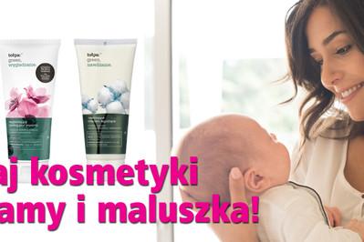 To, co najlepsze dla mamy i maluszka! Wygraj kosmetyki!