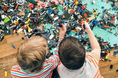 Serie Lego - czyli jak w ciekawy sposób zadbać o kreatywną zabawę dziecka!