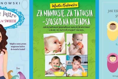To warto przeczytać! Nowości książkowe dla dziecka i rodzica – TOP5 MARZEC