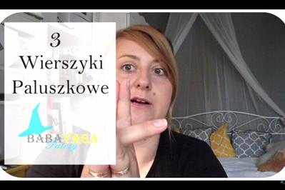 Wierszyki paluszkowe – ZOBACZ FILM!