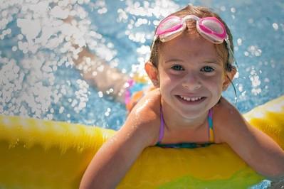 Basen dla dzieci czyli nauka pływania od najmłodszych