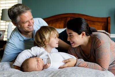 Przygotowania do bycia rodzicem - okiem Taty – Poród