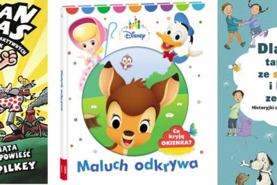 TOP 5 na Dzień Dziecka – książki i filmy!