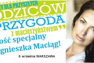 """Rozpoczynamy nowy sezon: Warsztaty """"Przygoda z macierzyństwem"""" 6-go września w Warszawie"""