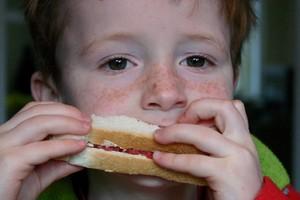 Odżywianie dziecka zimą