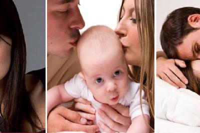 Oziębłość seksualna po ciąży vs. zmęczenie
