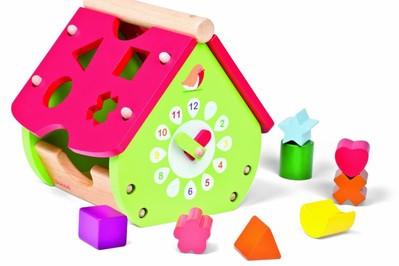 Pomysłowe drewniane zabawki