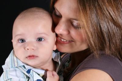 Młoda mama też może pięknie wyglądać!