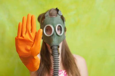 Jak chronić dziecko przed smogiem?
