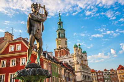 Najciekawsze atrakcje Poznania na Starym Mieście