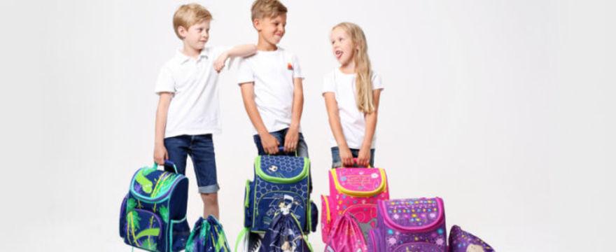 Jak wybrać dobry plecak dla dziecka?