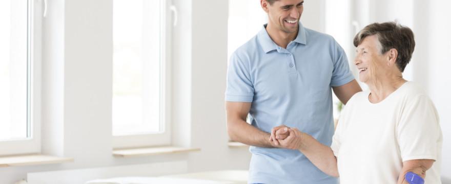 Rehabilitacja seniorów, czyli przywracanie sprawności ruchowej