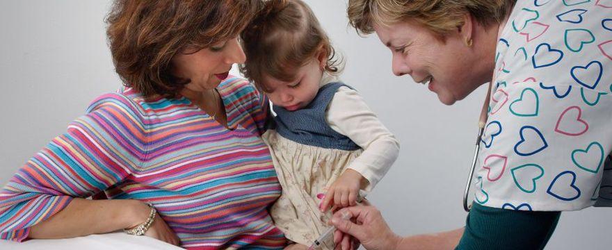 WZNOWIONO szczepienia obowiązkowe u dzieci w ramach Programu Szczepień Ochronnych