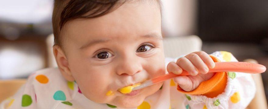 TOP 4 przepisy dla niemowląt na pyszne śniadanie