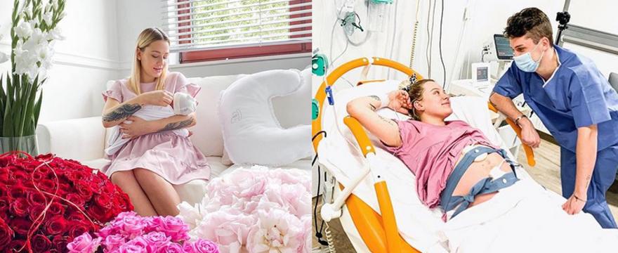 Andziaks urodziła córkę – tajemnicze imię dziecka!