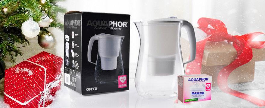 Wyślij fotkę choinki i wygraj dzbanek filtrujący Aquaphor! WYNIKI