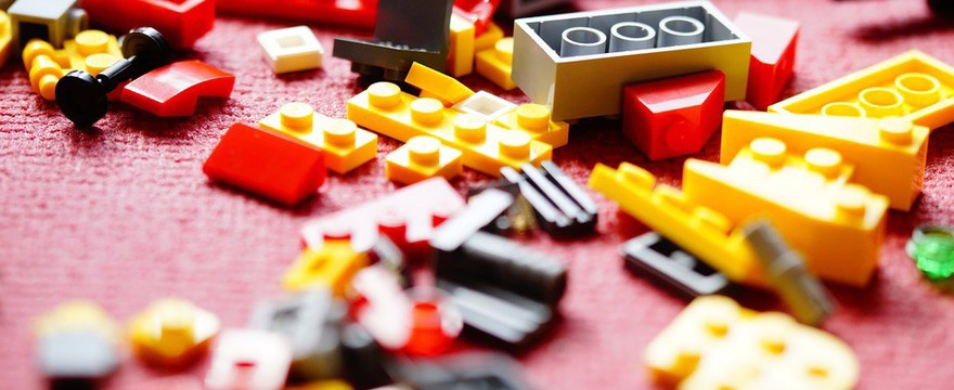 Klocki – edukacyjna zabawka dla dzieci mająca wiele zalet