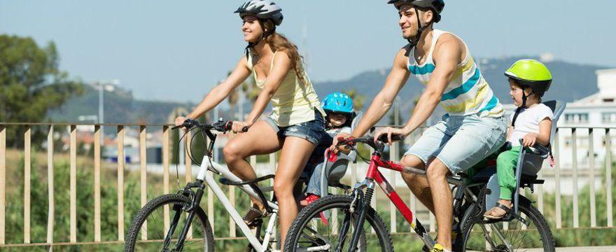 Dziecko na rowerze: PRZEPISY i przydatne WSKAZÓWKI!