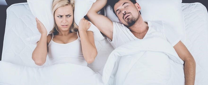 Bezdech senny - objawy, skutki i sposoby leczenia.