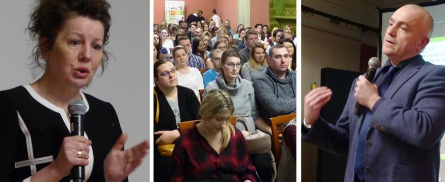 Przygoda z macierzyństwem 8. lutego w Olsztynie. Tak było!