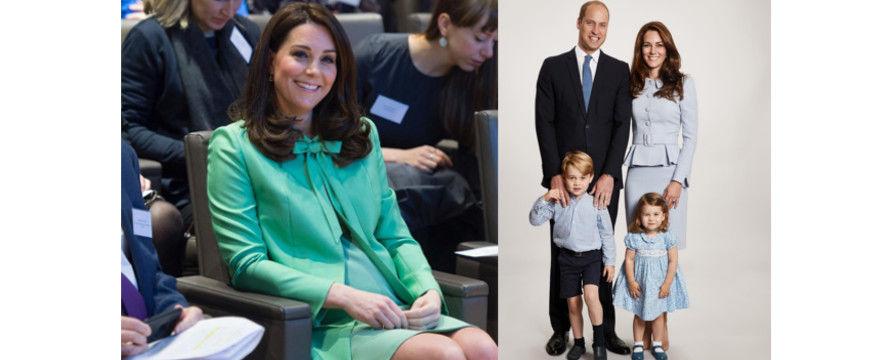 Już za kilka dni Kate i William powitają na świecie maleństwo!