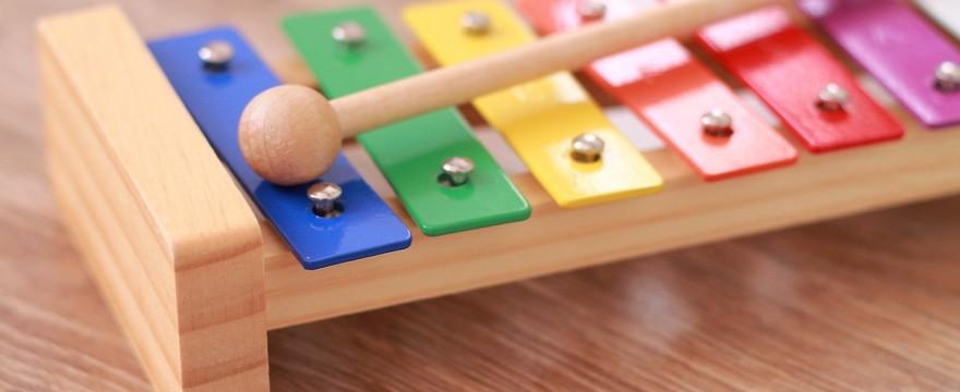 Zabawki muzyczne, jako ciekawa forma zajęć dla dziecka