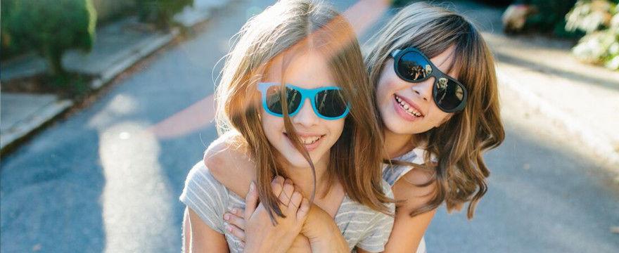 Odlotowe i kolorowe - bezpieczne dla oczu Twojego dziecka!