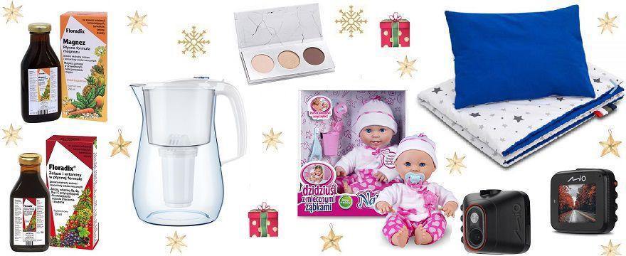 Wielki KONKURS na Boże Narodzenie: dużo nagród dla całej rodziny