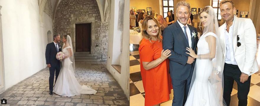 Joanna Krupa wzięła ślub kościelny w Polsce! Zobaczcie zdjęcia!