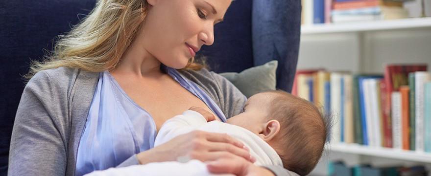 TESTOWANIE: muszle laktacyjne Philips AVENT wspierające mamę podczas karmienia piersią
