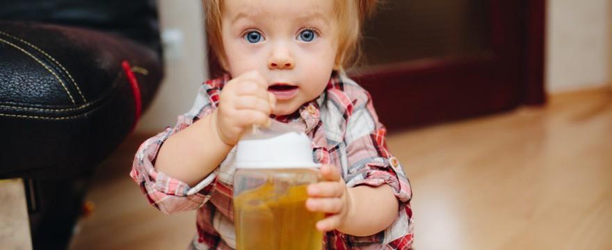 Najlepsze i najgorsze napoje dla dzieci - JAKIE WYBIERASZ? SONDA!