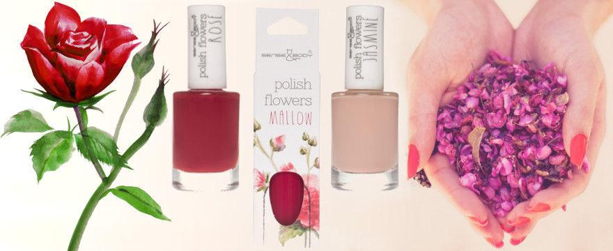 Kwiatowy manicure – przetestuj pachnący lakier Polish Flowers! WYNIKI
