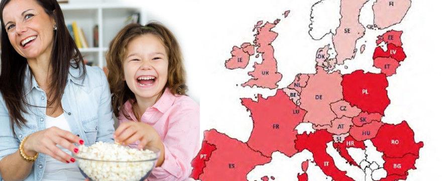 """RAPORT: Jesteśmy w Europie """"sportowymi leniuchami""""! Jak przekonać się do ćwiczeń?"""