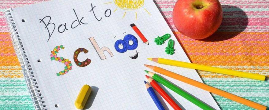 Wyprawka do szkoły i przedszkola – lista niezbędnych rzeczy