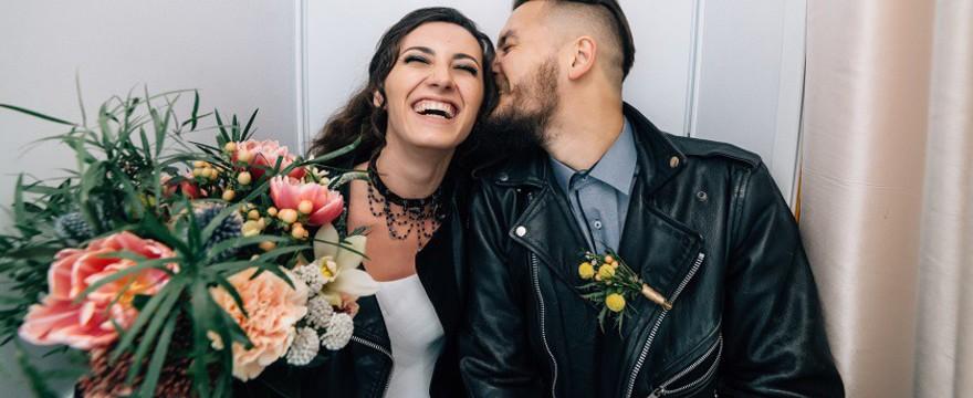 Rockowa Panna Młoda – wesele w szalonym stylu