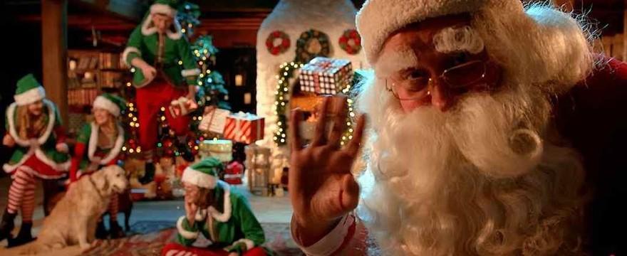 Wideo od Świętego Mikołaja - Pomysł na prezent dla dziecka