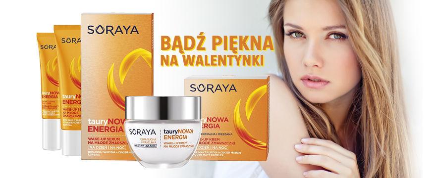 WYNIKI! KONKURS: Walentynki z kosmetykami Soraya!