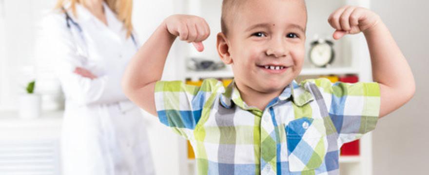 Jak kompleksowo zadbać o odporność dziecka?