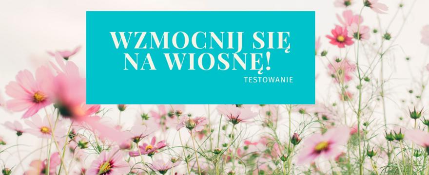TESTOWANIE: Wzmocnij się na wiosnę z Floradix!