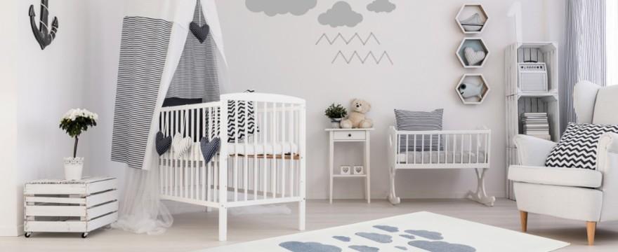 Jak wybrać dywan dla małego dziecka?