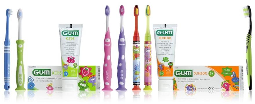 KONKURS: Wygraj super zestawy do pielęgnacji dziecięcych ząbków!